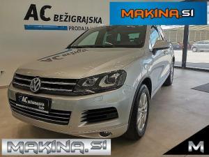 Volkswagen Touareg 3.0 V6 TDI-SLOVENSKO POREKLO- AKTIVNO VZMETENJE- NAVIGACIJA- PDC..