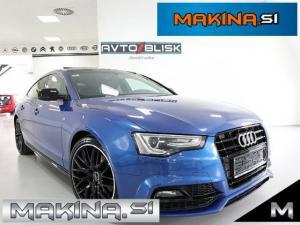 Audi A5 2.0 TDI S-line- COMPETITION- 190PS- LED- SIJAJ- NAVIGACIJA-
