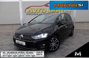 Volkswagen Golf Sportsvan 2.0 TDI BMT Highline Xenon-l ed NAVIGACIJA-  PRIKLOP
