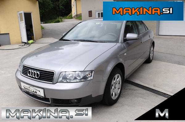 Audi A4 1.9 TDI Slovensko poreklo NA OBROKE 60x 56 eurov