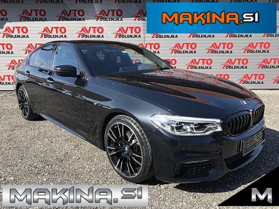 BMW serija 5- 520d xDrive-M Sportpaket- Adap. FullLED- Head-up- ACC