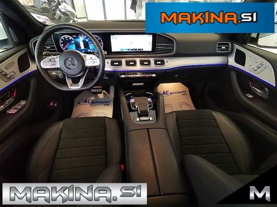Mercedes-Benz GLE-Razred GLE 300 d 4MATIC AMG Line Avtomatic- ZRAČNO VZMETENJE
