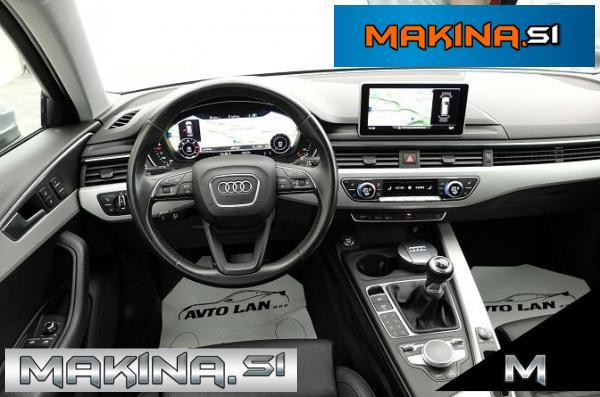 Audi A4 Avant 2.0 TDI Sport VIRTUAL ŠTEVCI Webasto