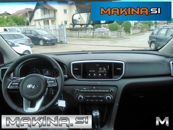 Kia Sportage 2WD 1.6 CRDI LX Active ISG AKCIJSKA ODPRODAJA