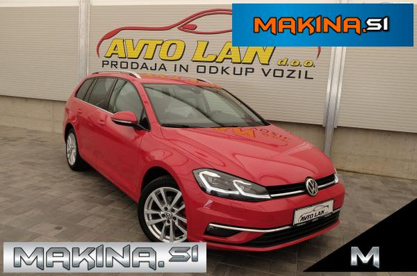 Volkswagen Golf Variant 2.0 TDI Highline DSG Xenon- led MODEL 2018
