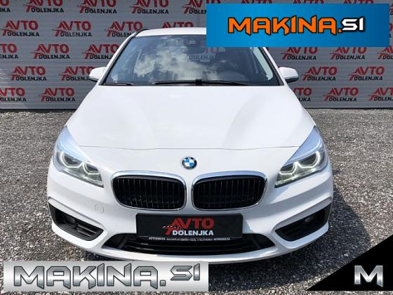 BMW serija 2- 220d Active Tourer Advantage F1-vGretje sedežev