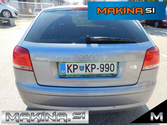 Audi A3 1.9 TDI DPF