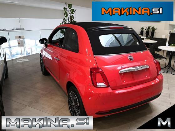 Fiat 500C 1.2 8VPOP