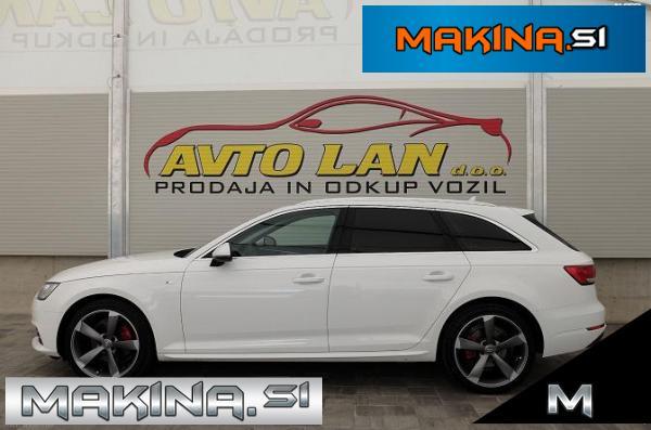 Audi A4 Avant 2.0 TDI Sport VIRTUAL števci 3D VELIKA NAVIGACIJA