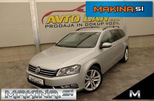Volkswagen Passat Variant 2.0 TDI BMT Xenon-led- NAVIGACIJA-  EL.PRIKLOP
