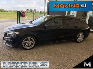 Mercedes-Benz CLA- Razred CLA 200 d Shooting Brake AMG Line Avtomatic- navigacija- pdc