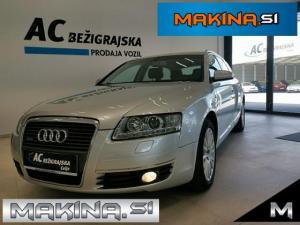 Audi A6 Avant quattro 3.0 V6 TDI - SLOVENSKO POREKLO- MODIFICIRAN-