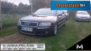 Audi A8 quattro 3.0 V6 TDI Tiptronic