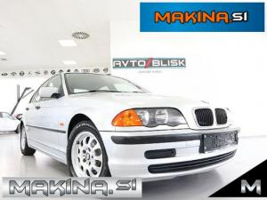 BMW serija 3- 316i-SLOVENSKO VOZILO- DIGITALNA KLIMA- USB- HITRI KREDIT-