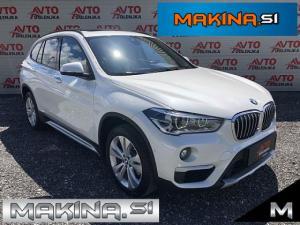 BMW serija X1- sDrive18d xLine- FullLED- Panorama- Lane Assist- Perla