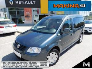 Volkswagen Caddy Maxi Life 1.9 TDI DSG