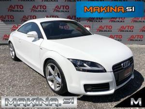 Audi TT Coupe 2.0 T FSI S-Tronic 2x Sline oprema- Bi-Xenon