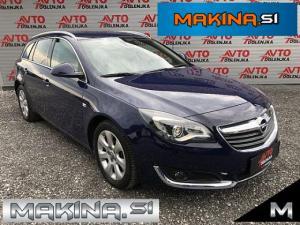 Opel Insignia SportsTourer 2.0 CDTI- Usnje- Navigacija- SAMO 56000KM- Xeno