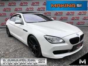 BMW serija 6- 640d Gran Coupé FullLED- ACC- Perla- HUD- F1- Webasto