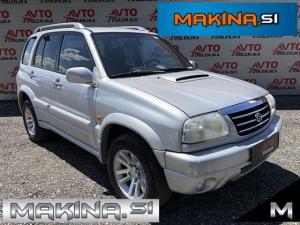 Suzuki Grand Vitara 2.0 TD 4x4 Slovensko poreklo- PDC -Avtomatska klima