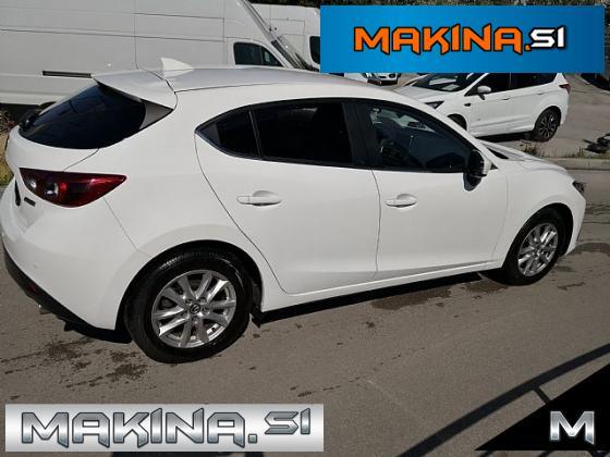 Mazda Mazda3 Sport CD150 Edition Sense 1-LETNO JAMSTVO