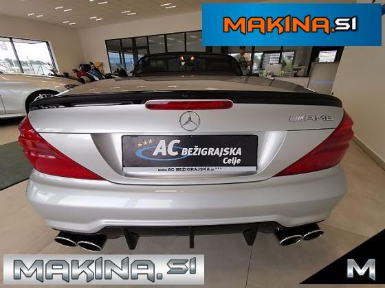 Mercedes-Benz SL-Razred SL 350 Avt. AMG LOOK- NAVIGACIJA- XENON- GRETJE SEDEŽEV