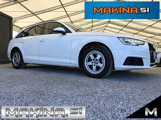 Audi A4 Avant 2.0 TDI Design-navi-pdc-alu16