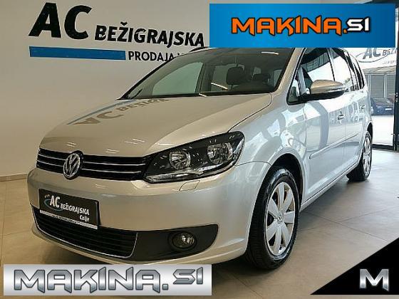 Volkswagen Touran 1.6 TDI Comfortline- PDC- BREZ POLOGA- ODLIČEN..