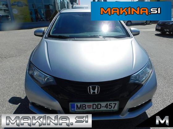 Honda Civic 1.6 DTEC Comfort.1.LASTNIK- SLOVENSKO VOZILO- SERVISNA KNJIGA