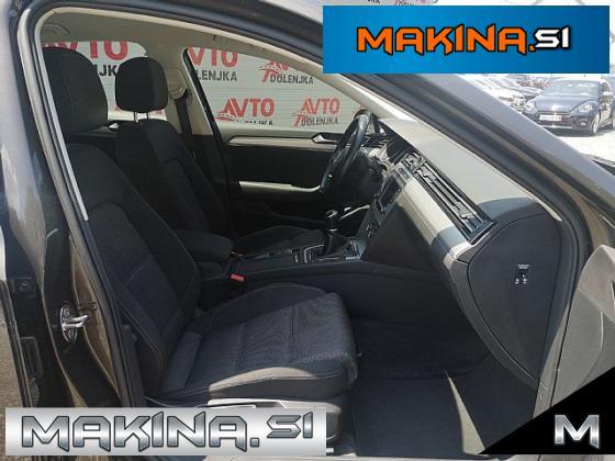 Volkswagen Passat 2.0TDI BMT Comfortline Slovensko vozilo- Radarski tempomat- Pdc...