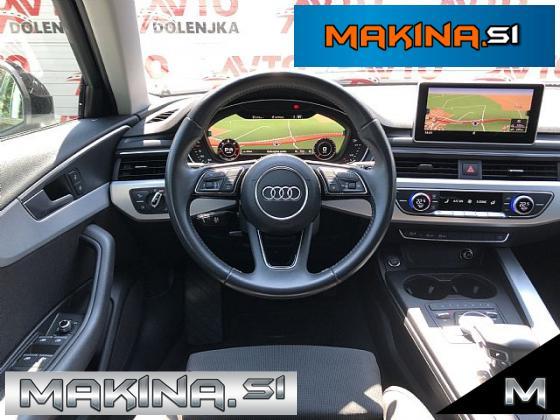 Audi A4 Avant 3.0 TDI LED- Sport sed.- Digitalni števci- F1