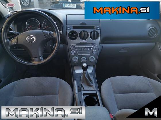 Mazda Mazda6 CD120 CE Business- KLIMA- SLOVENSKI