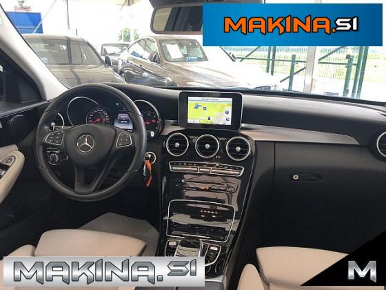 Mercedes-Benz C-Razred C 220 BlueTEC T Avantgarde Avtomatic- xenon- navigacija- pdc- alu