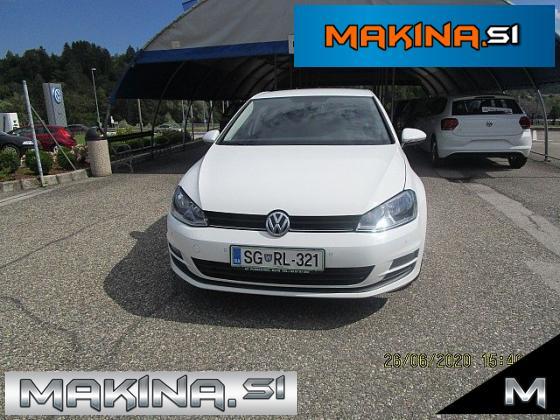 Volkswagen Golf 1.6 TDI BMT Comfortline