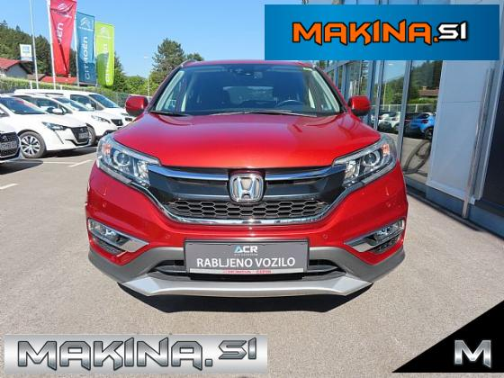 Honda CR-V 4WD 1.6 i-DTEC Executive Avtomatic