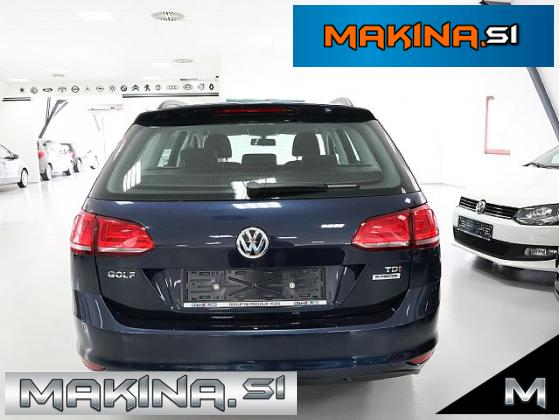 Volkswagen Golf Variant 1.6 TDI- GRETJE SEDEŽEV- PDC- TEMPOMAT- TOUCH-