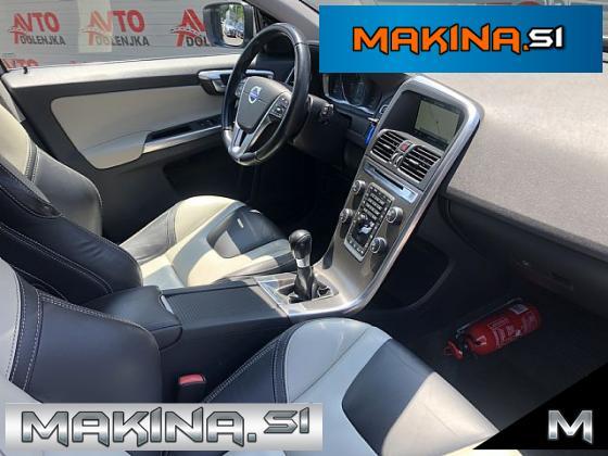 Volvo XC60 AWD D4 Summum- Usnje- Memory- Navigacija- PDC- Mrtvi kot
