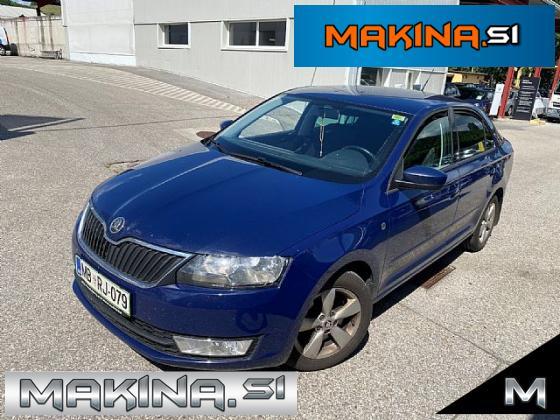 Škoda Rapid 1.2 Ambition..odličen