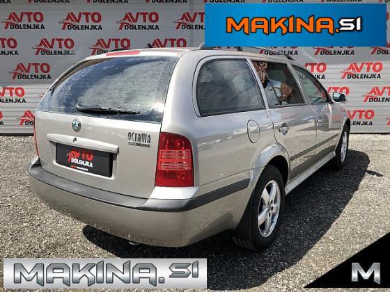 Škoda Octavia 1.9TDI SLO poreklo-Klima-El.stekla-Alu...