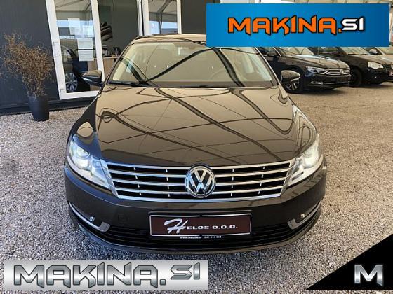 Volkswagen CC Volkswagen 2.0 TDI BMT- xenon- pdc- alu17