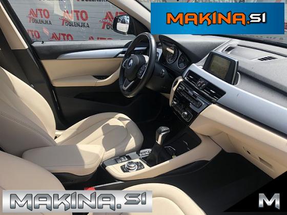 BMW serija X1- xDrive18d Business Avtomatic- 4x4- Usnje- Navigacija- PDC