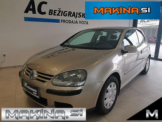 Volkswagen Golf Comfortline 1.4- BREZ POLOGA- SLOVENSKO POREKLO