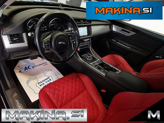 Jaguar XF 2.0 D 20d Portfolio Aomatict- NAVIGACIJA- PDC- BIXENON