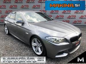 BMW serija 5: 520d Avtomatic LED- Xenon- Navigacija- M sportpaket- SLOVENSKO VOZILO