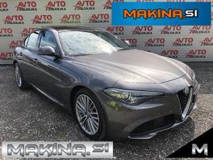 Alfa Romeo Giulia 2.0 Turbo 200 Super Avtomatic F1- ACC- LED- Navigacija- Pano- Usnje