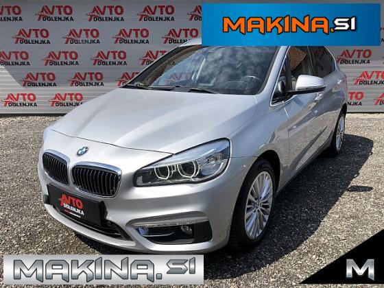 BMW serija 2- 218d Active Tour. Luxury oprema Usnje- FullLED- Navigacija