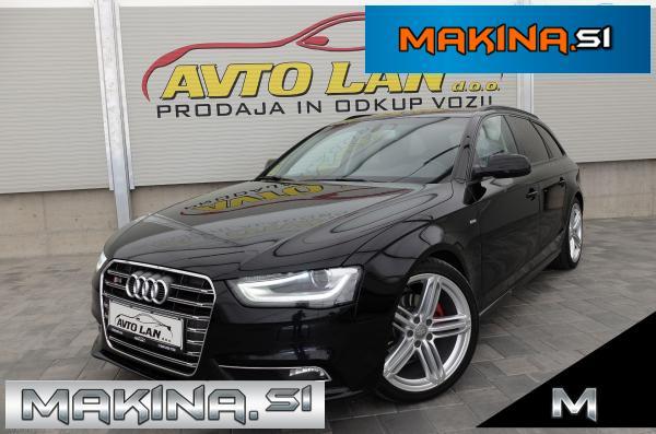 Audi A4 Avant 2.0 TDI Xenon-led NAVIGACIJA