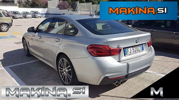 BMW serija 4- 420d Gran Coupé M Sport- FullLED- Navigacija- Pdc- Usnje