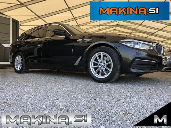 BMW serija 5: 520d Touring Avtomatic- navigacija- pdc- alu17- full led- kamere