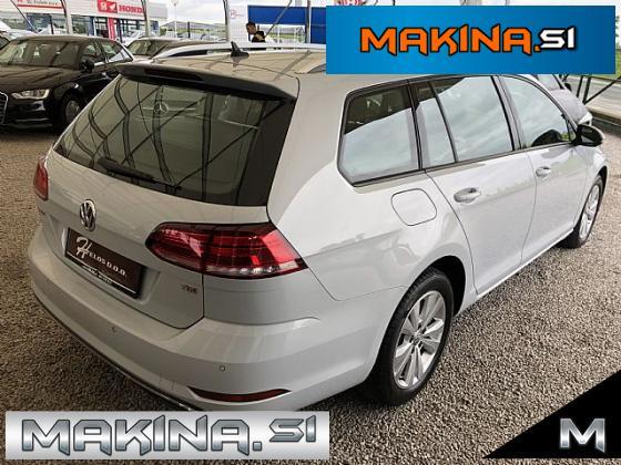 Volkswagen Golf Variant 1.6 TDI BMT Comfortline- modificiran- navigacija